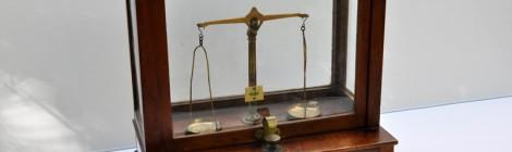Balança de Precisão
