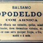 Balsamo Opodeldoc