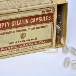 Cápsulas de Gelatina